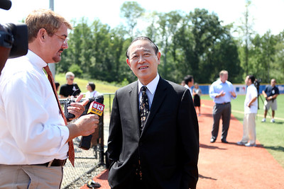 Japanese Ambassador Ichiro Fujisaki