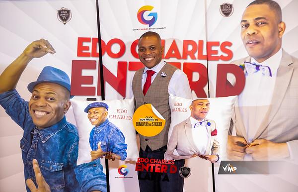 Edo Charles Enter d Laughter 2019