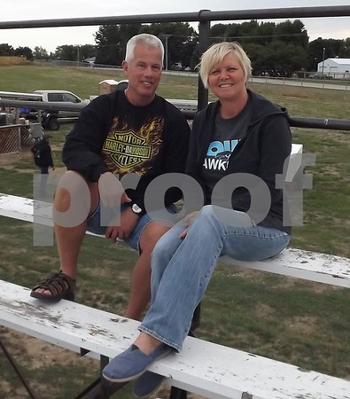 Keith and Amy Bryne