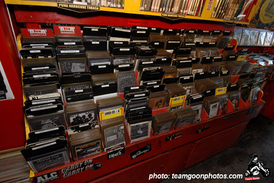 The selection - Edward Colver - Blight at The End of The Funnel book signing at Headline Records - Hollywood, CA - February 24, 2007