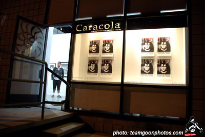 Caracola Art Gallery - Edward Colver Photo Show - Closing Night - Los Angeles, CA - September 23, 2006