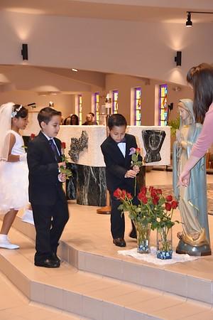 Edzio & Francisco - 1st Communion