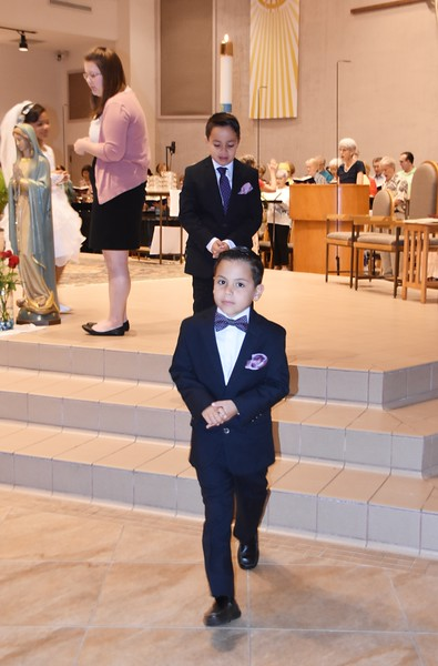 Edzio & Francisco - 1st Communion