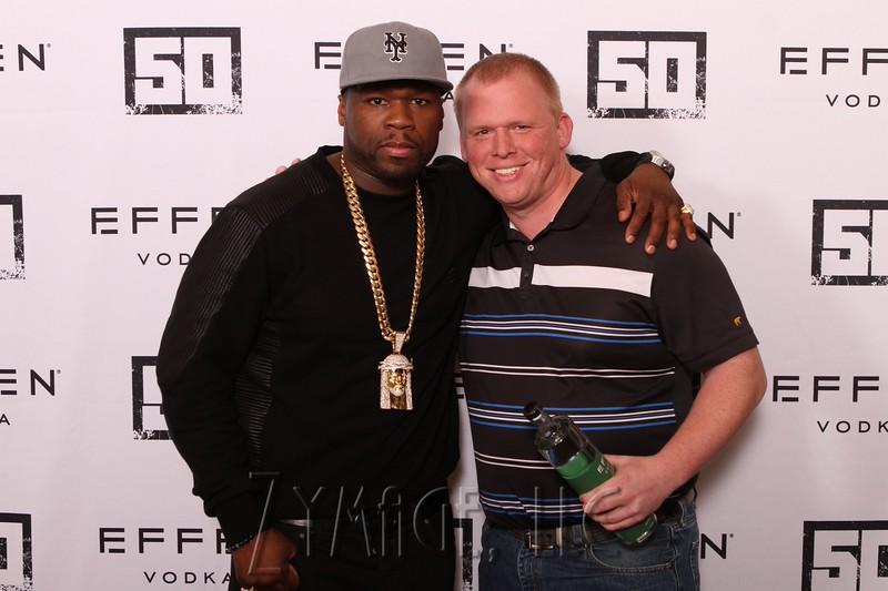 020 Effen Vodka 50 Cent Louisville by Zymage NM