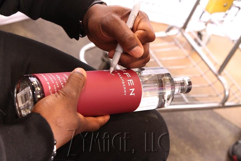002 Effen Vodka 50 Cent Louisville by Zymage NM