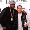 012 Effen Vodka 50 Cent Louisville by Zymage NM
