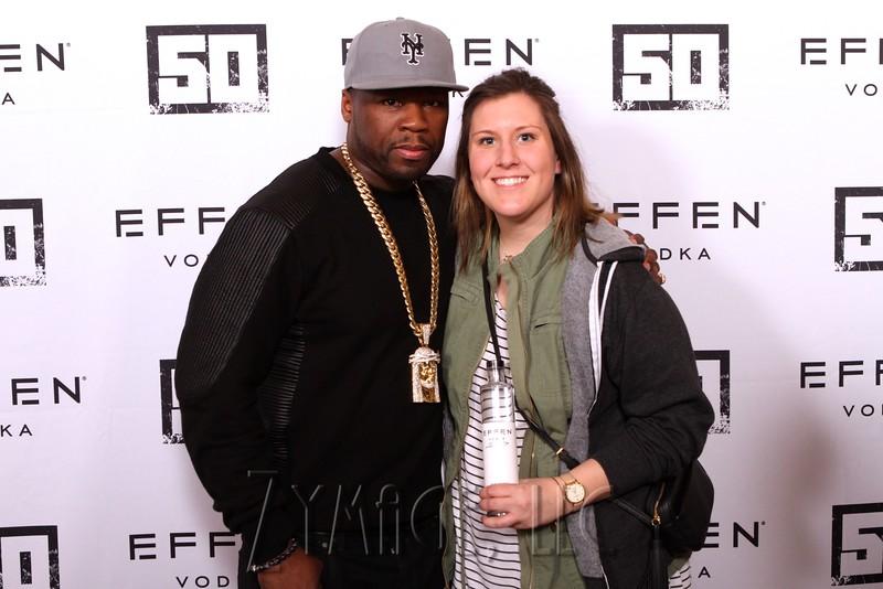 007 Effen Vodka 50 Cent Louisville by Zymage NM