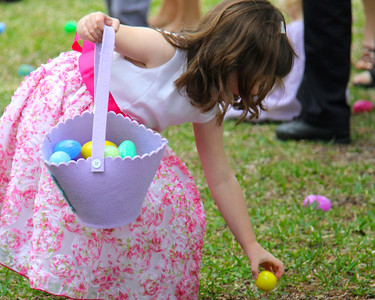 Easter Egg Hunt - March 2013