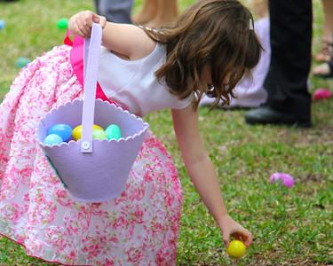 Easter Egg Hunt - March 2013
