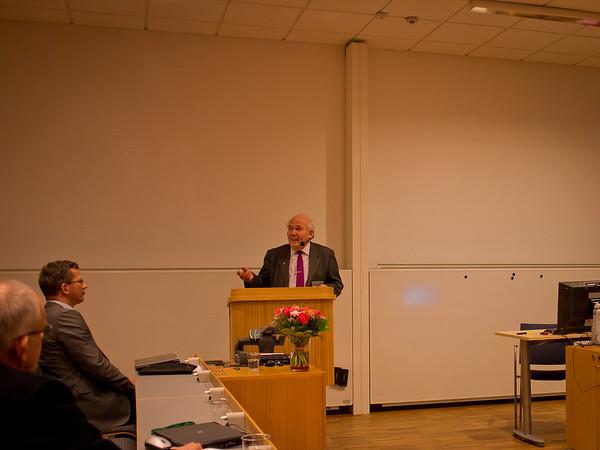 Utbildningsadmin. symposium till Einar Lauritzens ära