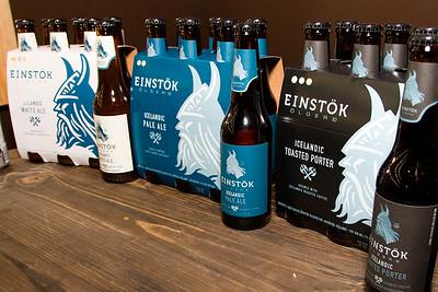 Einstock Media Tasting Event