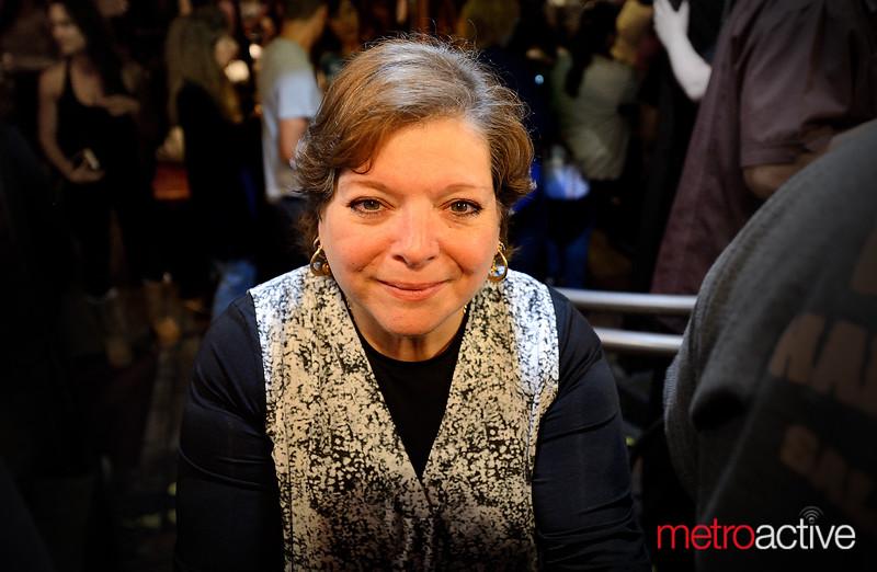 El Burro owner Lori Uribe