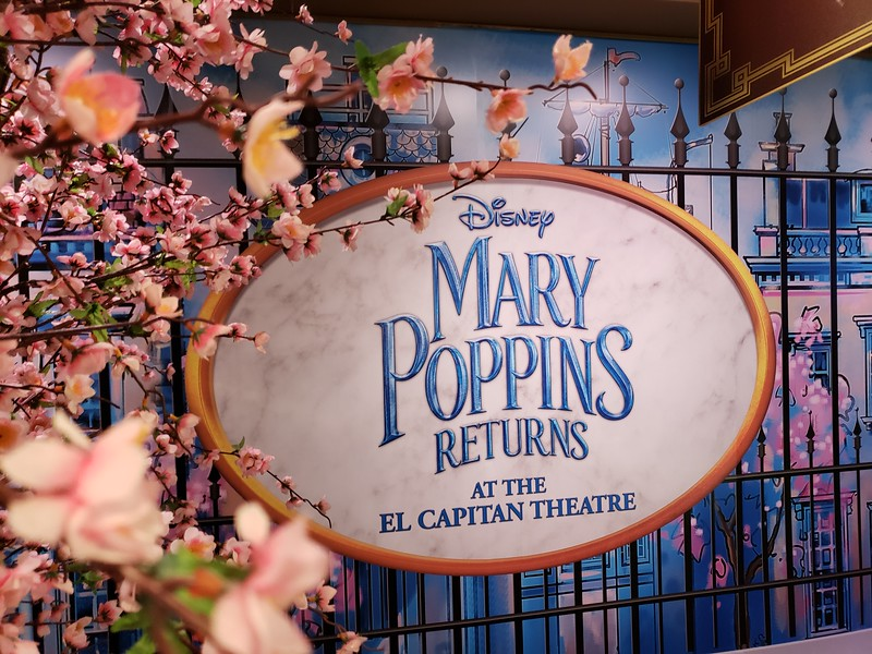 PICTORIAL: Step inside and see how El Capitan Theatre has transformed for MARY POPPINS RETURNS
