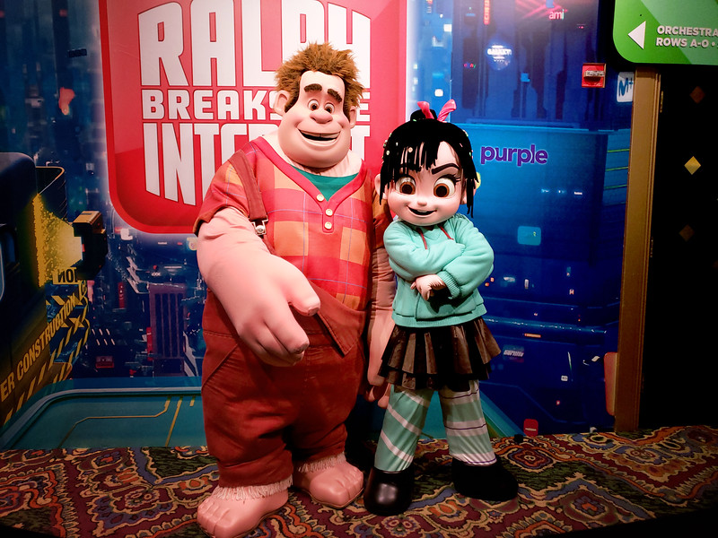 REVIEW: Ralph and Vanellope arrive at El Capitan Theatre for limited engagement