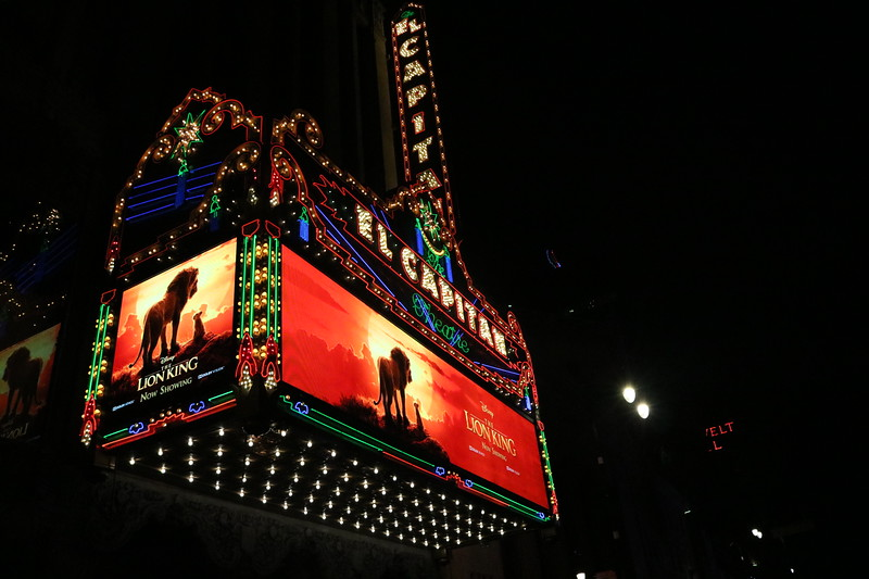 REVIEW: THE LION KING Sunrise Screening brings new magic to El Capitan Theatre during special limited-time engagement