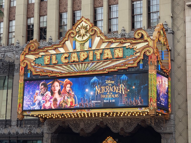 REVIEW: Magical photo-ops, costume displays, and special surprises make El Capitan Theatre a must for the NUTCRACKER