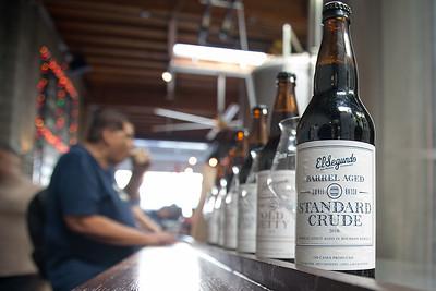 Barrel Aged Standard Crude Bottle Release