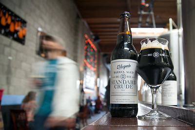 Barrel Aged Standard Crude Bottle Release