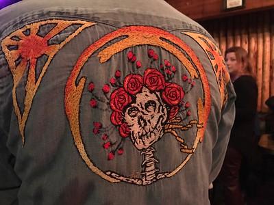 Kimble's embroidery