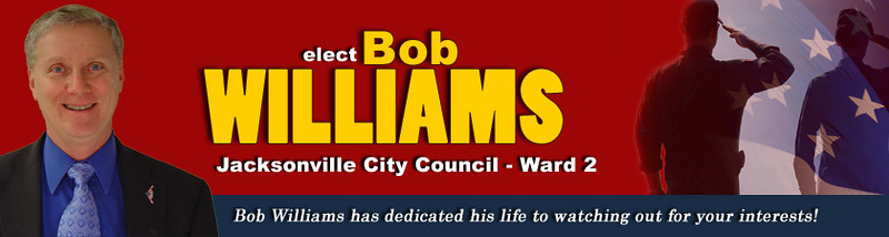Bob Williams is running for Jacksonville NC City Council - Ward 2.  Visit Bob's Campaign at www.bobsgraphics.org .  Bob Williams has over thirty years experience working with Municipal, State, and Federal Government. He was a Criminal Investigator for the Air Force Office of Special Investigations and a Fraud Investigator working with domestic and foreign airlines. In 2009, Bob retired from the Los Angeles Unified School District (LAUSD), the second largest school district in the United States. Bob was a Deputy Inspector General with the Office of the Inspector General with oversight to prevent Fraud, Waste, and Abuse.  Bob Williams is a recognized business management professional by National leaders in Government, Industry, and Trade Associations. Bob was selected by Cook County and Chicago Bar Associations as one of three finalists for the Cook County Independent Inspector General from three hundred twenty-five candidates. Bob possess extensive knowledge and skills to manage complex and technical projects in high visibility organizations. Bob blends information technology and traditional management skills to resolve modern day business problems.   Bob Williams grew up in a small rural farm community, before enlisting in the Air Force. While serving in the Air Force, Bob married Alice 43 years ago and they were blessed with a daughter and a son. They are also proud grandparents of a granddaughter and three grandsons. Bob was assigned to Los Angeles AFB and they ended up living in Los Angeles for twenty three years. In 2009, Bob and Alice retired from their respective careers and moved to Jacksonville. Bob is an Air Force Vietnam Veteran and served our Country in the military for twenty years.   Bob Williams is a photographer and turned a hobby into a small business. Bob has been an avid photographer all his life and loves the outdoors.  He combines his passion for photography with his outdoor activities in order to create spectacular pictures. Bob has been active in the community since moving to Jacksonville.