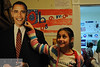 Shailee, my budding activist, came with me to Mannases, VA to Get Out The Vote on election day.