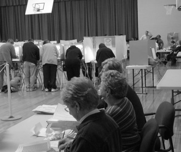 Election Day 2008