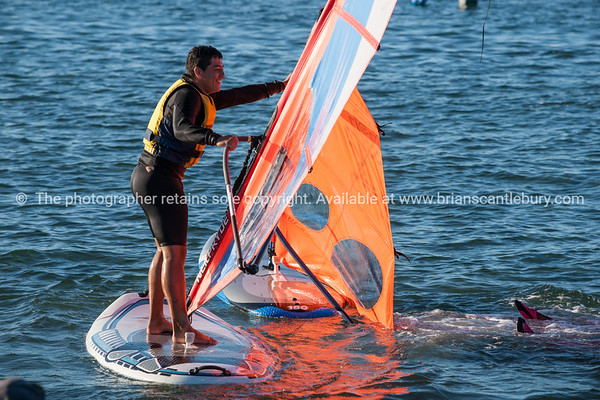 """Windsurfing, Elements Watersports. <br /> Model Release; No, editorial or personal use only. Windsurfing lessons<br />  Also see; <a href=""""http://www.blurb.com/b/3811392-tauranga"""">http://www.blurb.com/b/3811392-tauranga</a> Also see; <a href=""""http://www.blurb.com/b/3811392-tauranga"""">http://www.blurb.com/b/3811392-tauranga</a> Tauranga photographer,Tauranga photos, photos of Tauranga"""