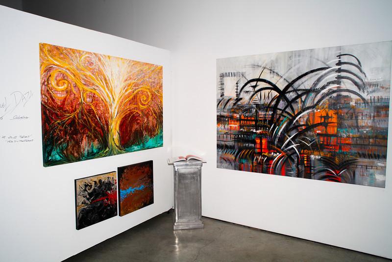 ELEMENTS,  Miami Art Space, Art Basel 11/30/2011