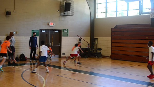 Game 6 - 1st Half - Dollar vs Ankle Breakers