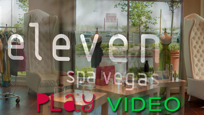 "VIDEO of Eleven 11 Spa Las Vegas ""Get Beautiful Get Pampered Get Eleven Spa""  * Video by Kiki Kalor for http://www.iSVodka.com *  * * * ENJOY our Video"