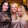 Amy Baier, Jamie Dorros, Sharon Bradley. Elie Tahari Opening. Photo © Tony Powell. April 27, 2011