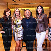 Nancy Koide, Jean-Marie Fernandez, Elie Tahari, Amy Baier. Elie Tahari Opening. Photo © Tony Powell. April 27, 2011