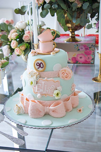 Elisa's 90th Birthday Party-1002