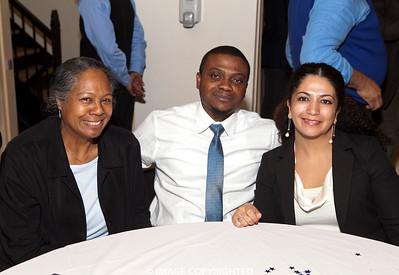 Dec. 12, 2011. Boston, MA. Commonwealth Seminar Year End Gathering at SEIU Local 615. elizabeth Warren and Jarrett Barrios were the speakers. © 2011 Marilyn Humphries