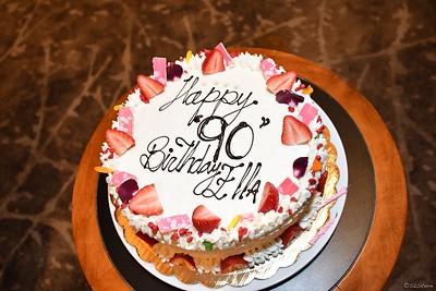 Ella Mandel's 90th Birthday Celebration Weekend