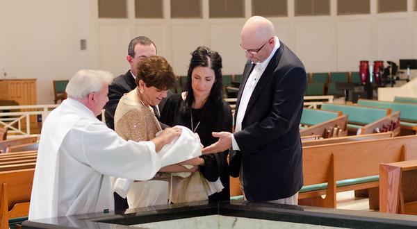 Ella's Baptism
