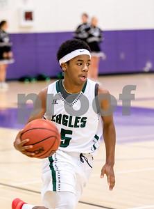 Elliot Christian High 2016 Basketball Highlights