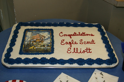 Elliot's Eagle Award
