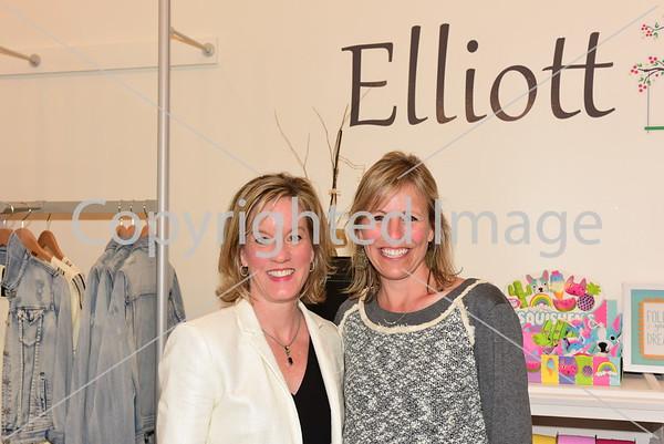 Elliott Lane Spring Fashion Show