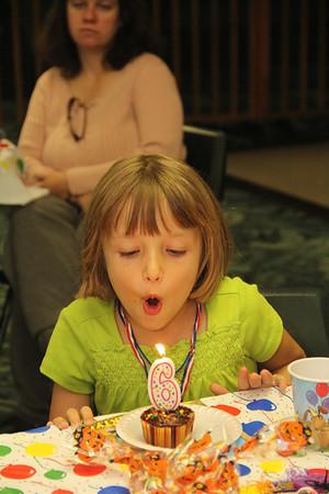 Ellyn-Olivia's Birthday