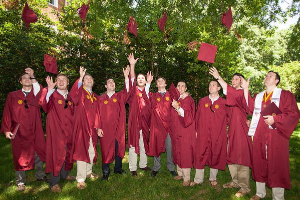 Elon Univ Graduation 2013 Dan
