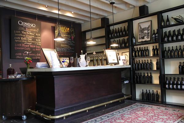 Elsom Cellars  Release Wine Maker's Dinner