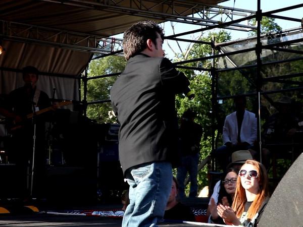 Performer:   Duke Mason