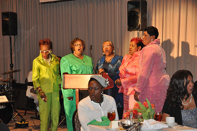 Embracement of Women Without Mothers May 5, 2013