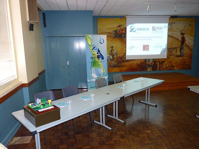 Emerald Regional Conference, 12 April 2012