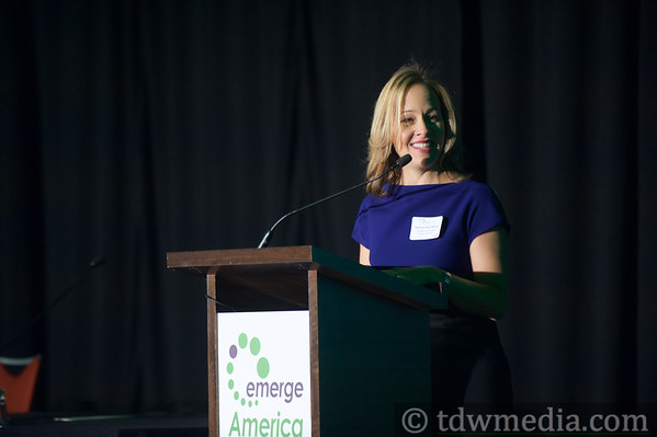 Emerge America Luncheon 10th Anniversary  11-16-15