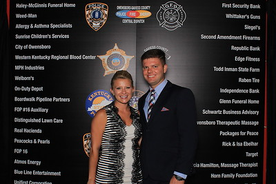 Emergency Services Gala - 2016