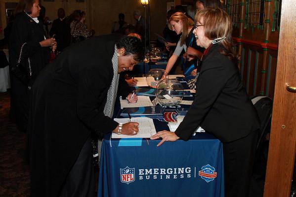 Emerging Business Conf: 2012 Super Bowl Host Cmte