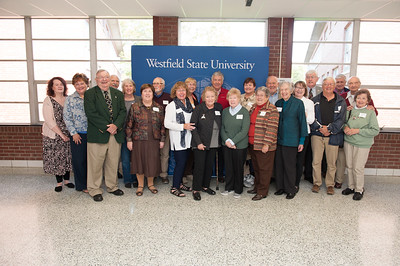 Westfield State University Emeritus Luncheon, Oct. 2017