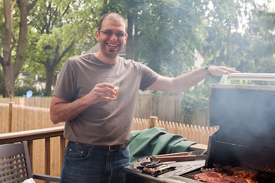Emiles backyard BBQ
